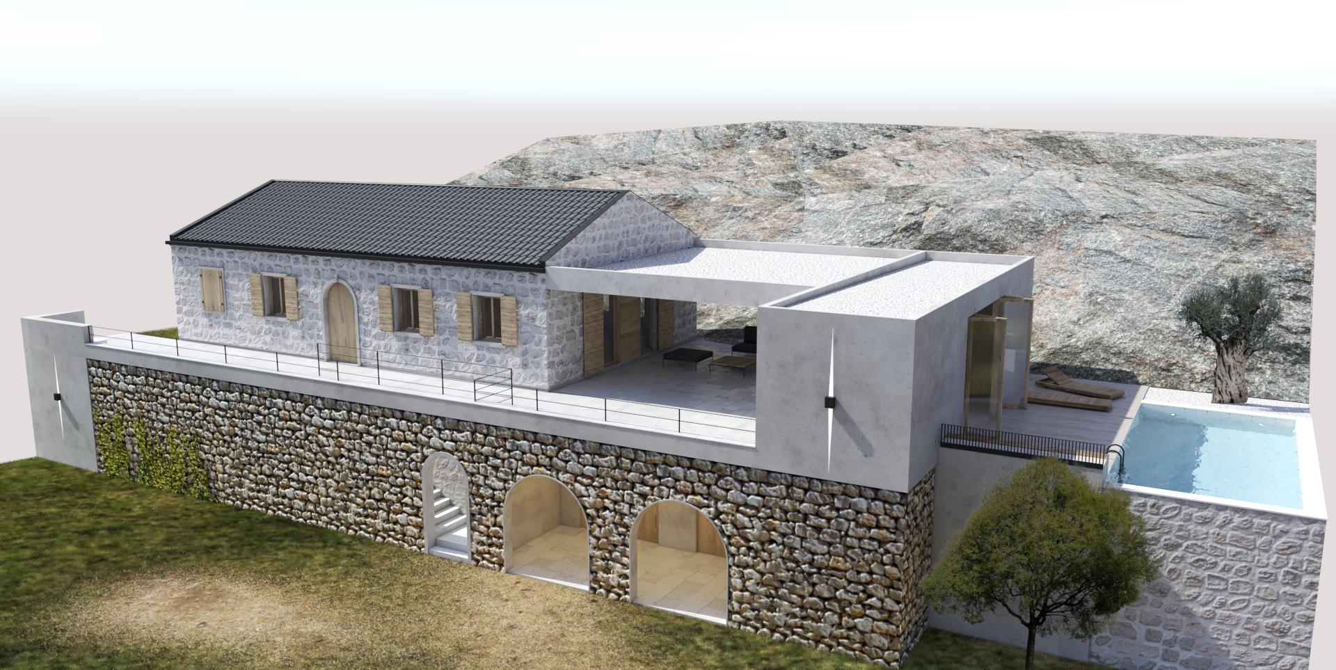 Porodična kuća Popović