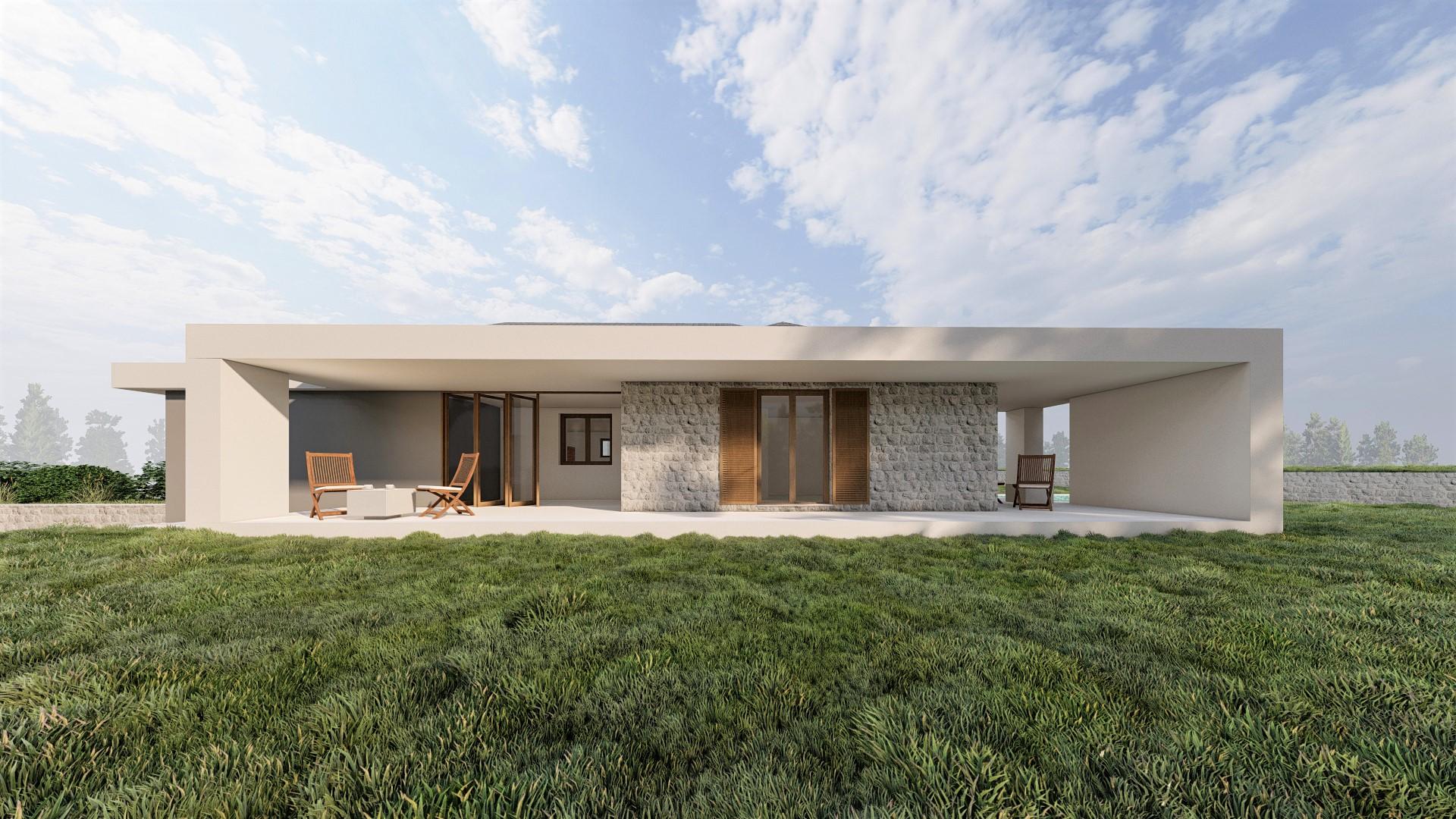 Rekonstrukcija porodične kuće Stojanović