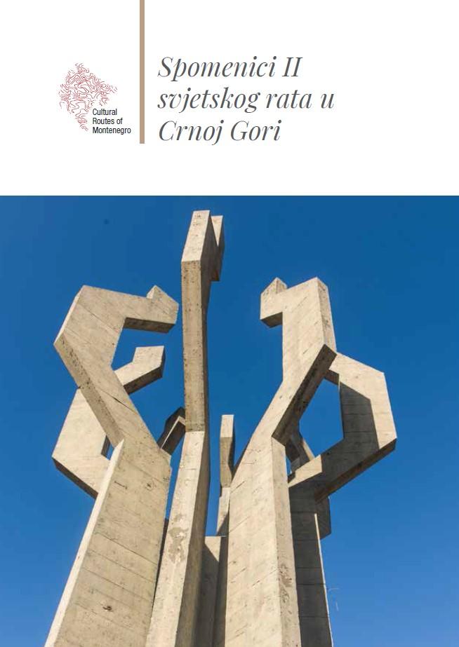 Spomenici II svjetskog rata u Crnoj Gori